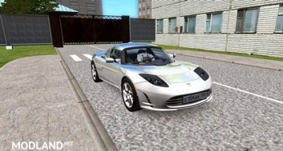 Tesla Roadster S [1.3.3], 1 photo